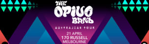 BAND POSTER FB HEADER - melbourne